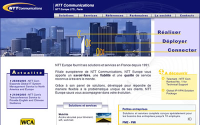 NTT Communications Europe