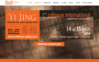 Colloque Yi Jing